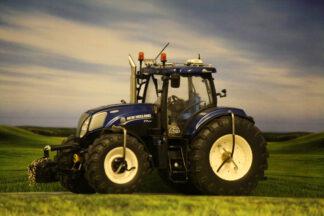 Traktormodeller Egenbygde Modeller